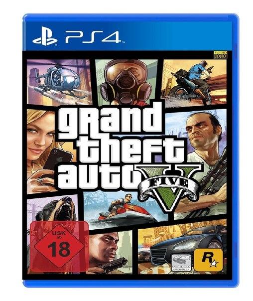 В GTA 5 уже можно играть