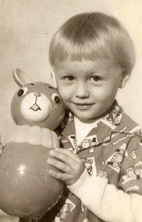Игорь Логиненков, 15 июля 1976, Москва, id55649940