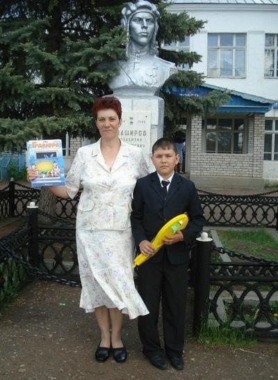 Фания Хафизова, 6 октября 1963, Серпухов, id224082235