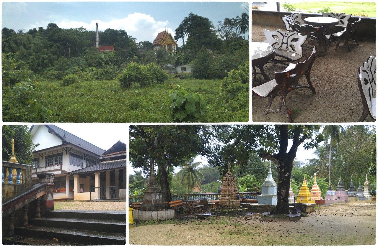 Интересное место: храм счастливых скамеек