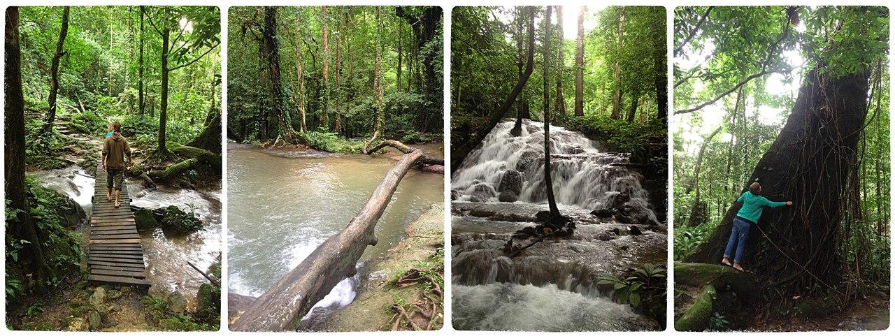 Sa nang Manora национальный парк