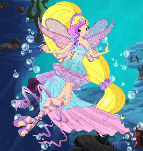Лотрея 5 тур Winx Club и Аниме +игра дельфин собирает звезды!