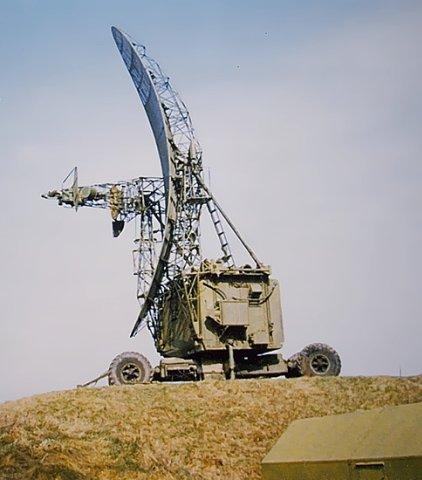 Войска радиотехнические войска