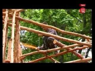 Экопоселения в России (Репортаж ТВЦ о экопоселениях)