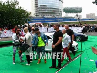 Timati - red carpet - muz-tv awards 2010