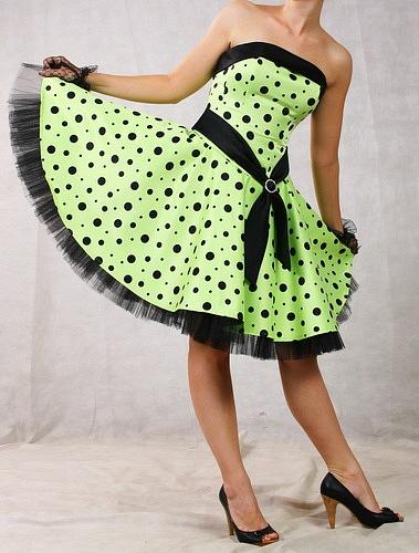 платья с передником
