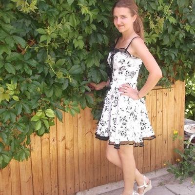 Аня Кучменко, 6 октября 1995, Лисичанск, id177403828