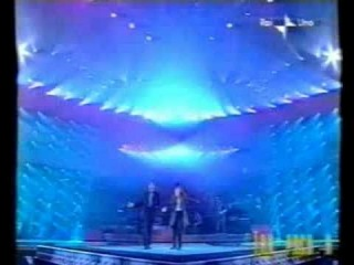 Gianna Nannini & Gianni Morandi duetto 2002