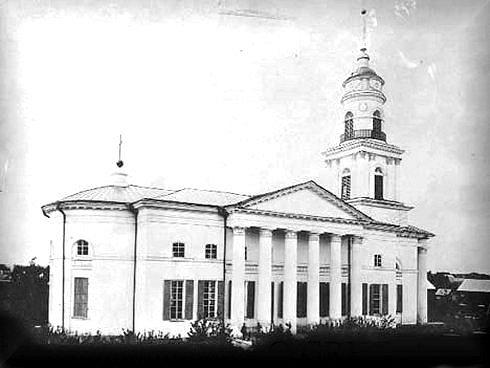Церковь в Бальцере