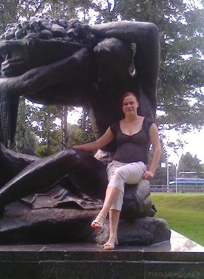 Аня Еремеева, 28 февраля 1991, Санкт-Петербург, id209285563