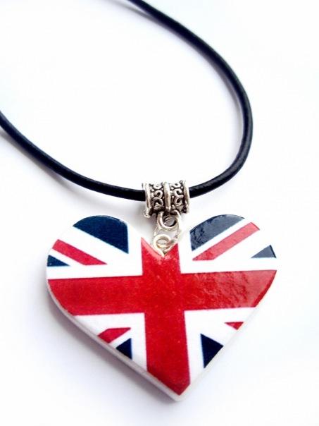 Часы с британским флагом, стильный и недорогой .  Серьги Шамбала (55...