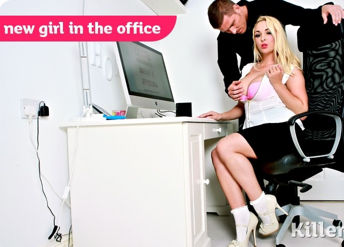 New Girl In The Office