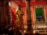 Hare Krishna in Radha Raman temple, Vrindavan-2011