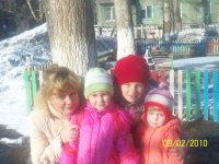 Елена Комарова, 23 июня , Алейск, id94024472