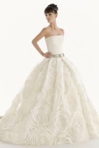 Свадебное платье Nuria от Aire Barcelona.