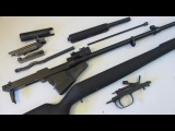 SKS Detail Disassembly Assembly