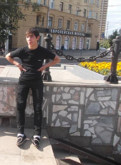 Андрей Акопян, 11 января 1995, Новосибирск, id157623222