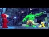 LEGO® Marvel™ Super Heroes Gamescom trailer
