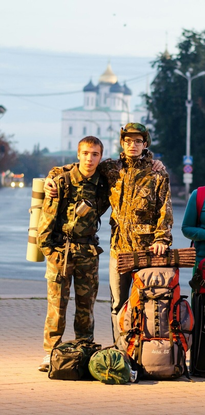 Иван Зеваков, 23 апреля , Москва, id145347120