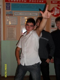 Анатолий Хазов, 21 марта 1994, Сямжа, id101288167