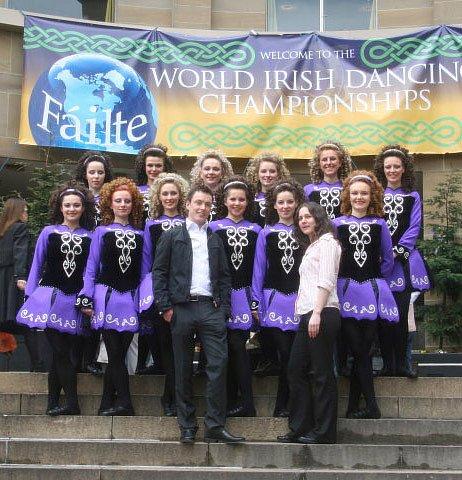 школа ирландских танцев Ceilidh