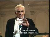 Leonard Bernstein on Charles Ives Symphony N 2 (SUB SPA)