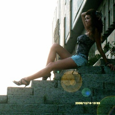 Кристина Крамник, 17 ноября 1993, Харьков, id108001508