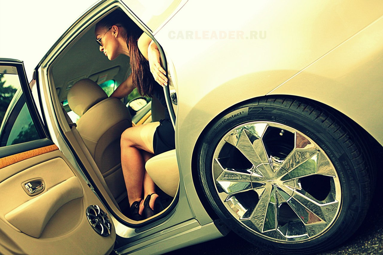 Continental Tyres + Vault rims