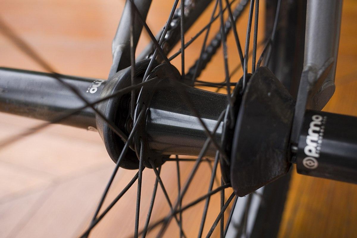 rear bmx hub