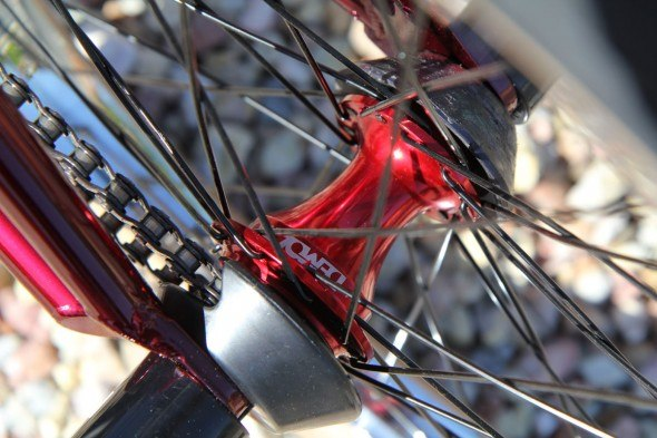 demolition red hub