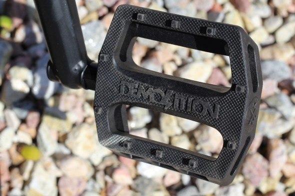 demolition pedals