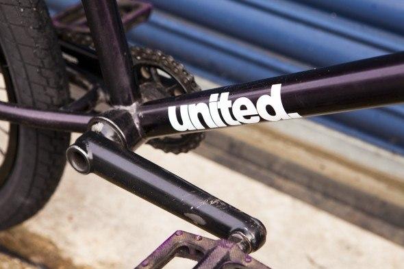 united frame