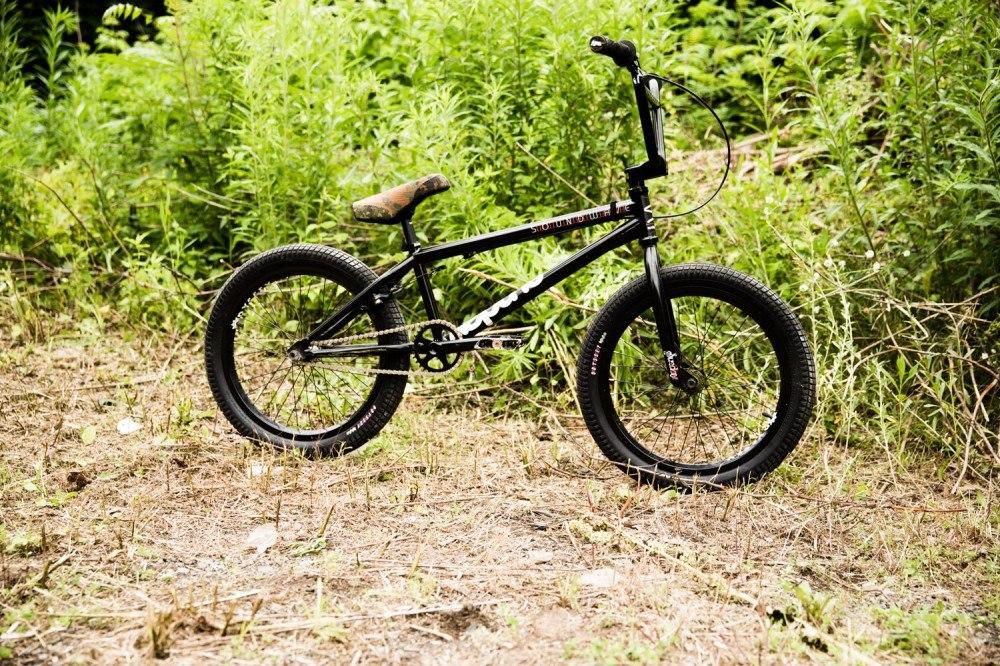 Chris Childs bikecheck