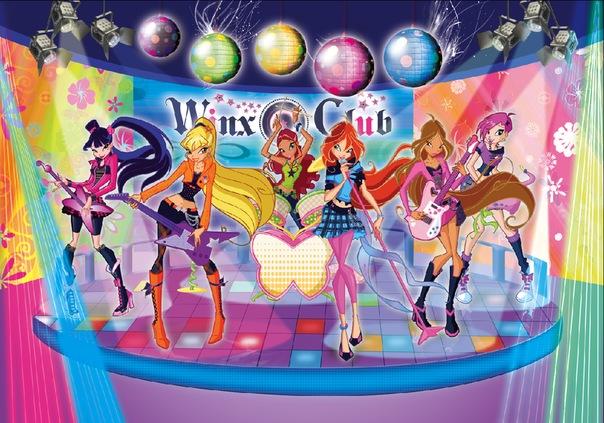 Школа волшебниц ( Winx Club ) - Мультики Обои и Фото.