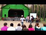 Танец в Тулиновке