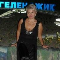 Анкета Анастасия Аносова