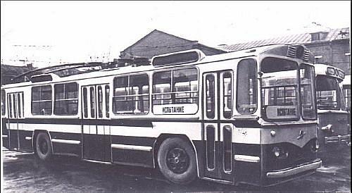 ЗиУ-9 образца ~1967г.в. в Москве