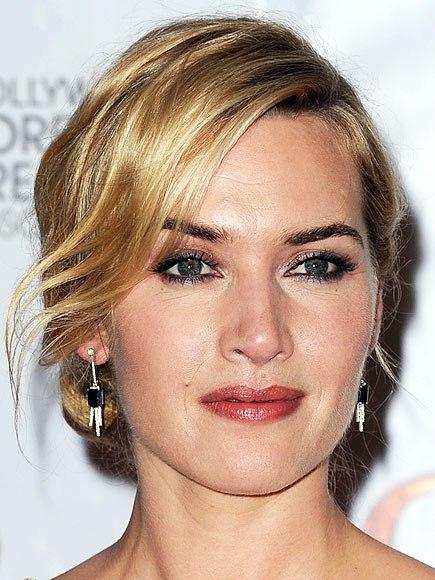 Кейт Уинслет макияж benefit that gal