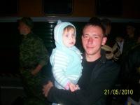 Миша Устин, 21 мая , Челябинск, id126168834
