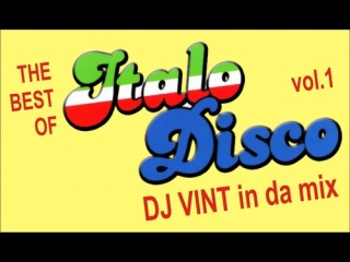 DJ VINT - THE BEST OF ITALO DISCO vol.1