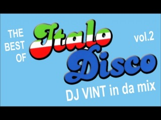 DJ VINT - THE BEST OF ITALO DISCO vol.2
