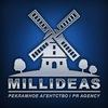 Millideas рекламное агентство
