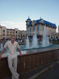 Андрей Егошин, 17 ноября , Когалым, id50849118