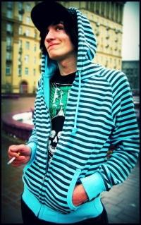 Лёша Новиков, 1 октября 1994, Санкт-Петербург, id99034222