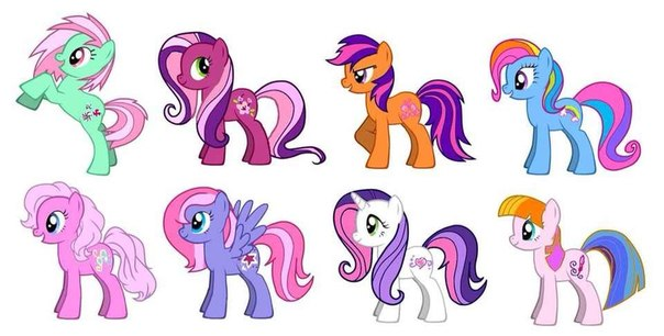 Baby my little pony friendship is magic fluttershy