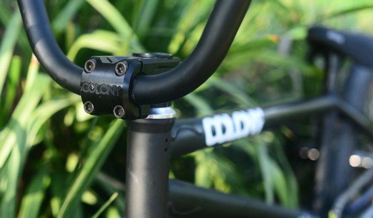 Dean Anderson bikecheck stem