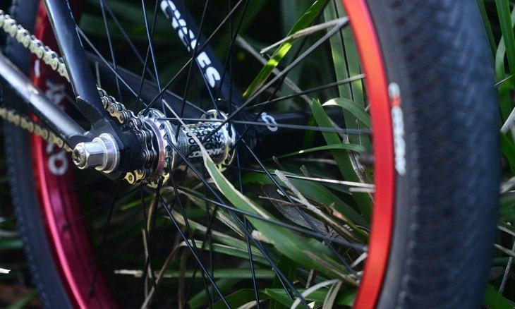 Dean Anderson bikecheck rear hub