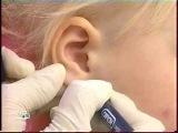 Как проколоть уши ребёнку «пистолетом»