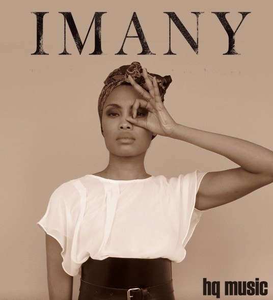 Imany - You Will Never Know (studio acapella)