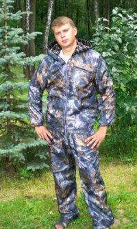 Пошив камуфляжной одежды для охоты и рыбалки.